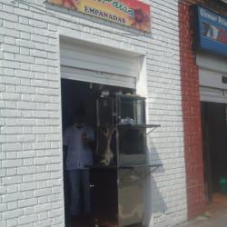 Calipaisa Empanadas en Bogotá