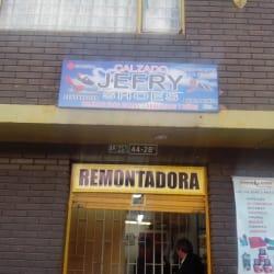 Calzado Jefry en Bogotá