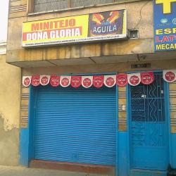 Minitejo Doña Gloria en Bogotá
