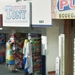 Textiles Tony en Bogotá