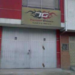Thunder Garaje en Bogotá