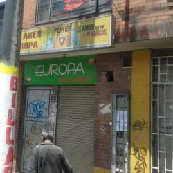 Billares Europa en Bogotá