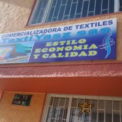 Texti Yasz S.A.S  en Bogotá