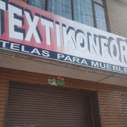 Texticonfort Telas Para Muebles en Bogotá