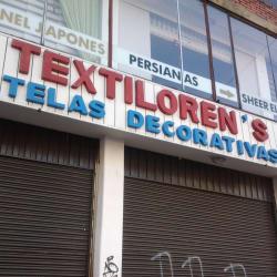 Textiloren's en Bogotá
