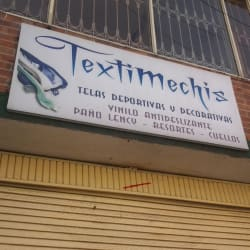 Textimechis en Bogotá