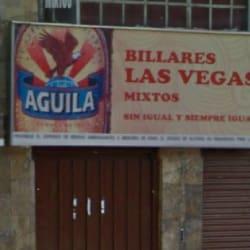 Billares Las Vegas en Bogotá