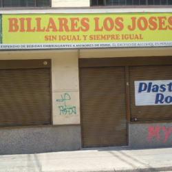Billares Los Joses en Bogotá