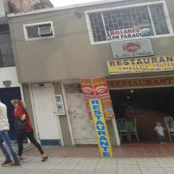 Billares Los Paraguas en Bogotá