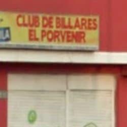 Club De Billares El Porvenir en Bogotá
