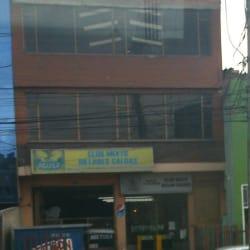 Club Mixto Billares Caldas en Bogotá
