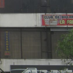 Club de Billares Mixtos Avenida 1 de Mayo en Bogotá