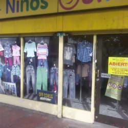 Niños Outlet Multimarcas en Bogotá