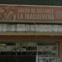 Salón De Billares La Ibaguereña en Bogotá