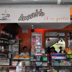 Amareto Café Portal 80 en Bogotá
