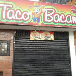 Taco Bacan en Bogotá