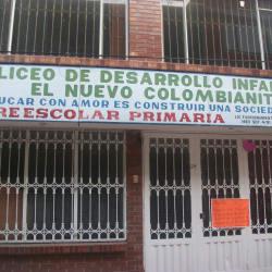 Liceo Desarrollo Infantil El Nuevo Colombianito Preescolar y Primaria en Bogotá