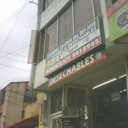 Licorería la Cava del Rey José  en Bogotá