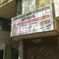Distribuidora Surtitodo Ltda en Bogotá