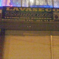 Lavaseco Boccacio en Bogotá