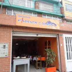 Restaurante Pimienta y Sazón en Bogotá