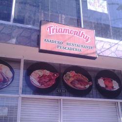 Triamonty Restaurante en Bogotá