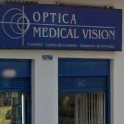 Óptica Medical Visión en Bogotá