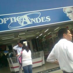 Óptica Andes en Bogotá