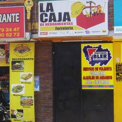 La Caja de Herramientas Ferretería en Bogotá