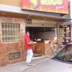 Parrilla Rico Express en Bogotá