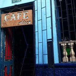 Café Ático en Bogotá