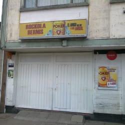 Rockola Bernis en Bogotá