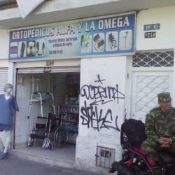 Ortopédicos Alfa y La Omega en Bogotá