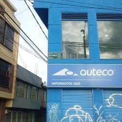Impormotos G&G en Bogotá