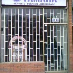 Yamaha Suba en Bogotá