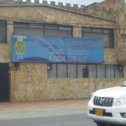 Salones y Recepciones Casa Berrio Normandía en Bogotá