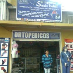 Ortopédicos Santa Isabel en Bogotá
