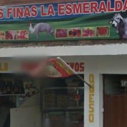Carnes Finas La Esmeralda en Bogotá
