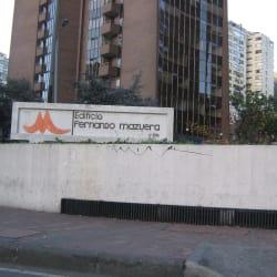 Edificio Fernando Mazuera en Bogotá