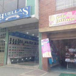 Huellas Calzado Sport en Bogotá