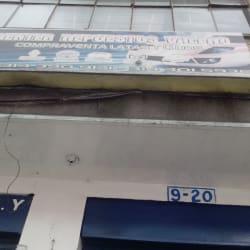 Center Repuestos Valero en Bogotá