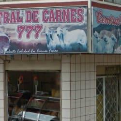 Central de Carnes 777 en Bogotá