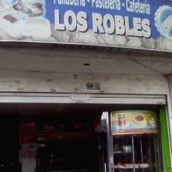 Panadería Los Robles en Bogotá