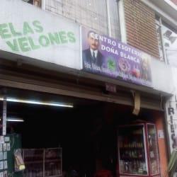 Centro Esoterico Doña Blanca en Bogotá