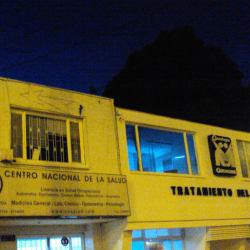 Centro Nacional de la Salud  en Bogotá