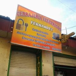 Cerrajería Electricos Fernandez en Bogotá