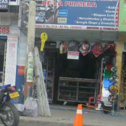 Cerrajería y Ferretería de la Primera en Bogotá