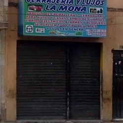 Cerrejaría y lujos la mona en Bogotá