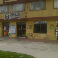 Chaquetas Union Jackets en Bogotá