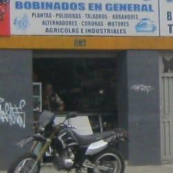 Indumotores Morales en Bogotá